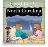 "Bed Bath & Beyond ""Good Night North Carolina"" Board Book"