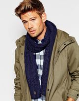 Original Penguin Scarf - Blue