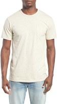 Imperial Motion Men's 'Badge' Pocket Crewneck T-Shirt