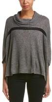 Anama Cowl Poncho Sweater.