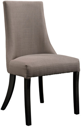 Modway Reverie Dining Upholstered Fabric Side Chair