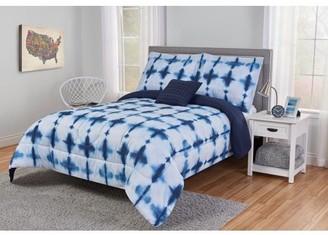 Better Homes & Gardens Better Homes and Gardens Kids Indigo Blue Comforter Set