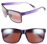 Maui Jim Women's Red Sands 59Mm Polarizedplus2 Sunglasses - Purple Fade/ Maui Rose