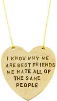 Alisa Michelle Best Friends Necklace