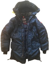 Parajumpers Black Polyester Coats