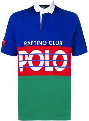 Polo Ralph Lauren Printed Polo Shirt