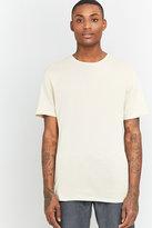 Uo Oversized Washed Ecru T-shirt