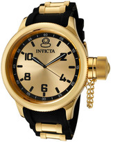 Invicta Men&s Russian Diver Casual Watch