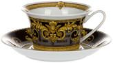 Versace Prestige Gala Cup & Saucer - Gala