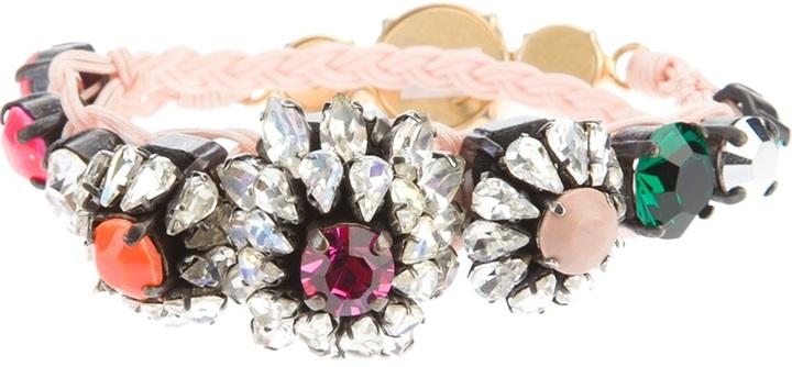 Shourouk 'Baraka Rococo' bracelet
