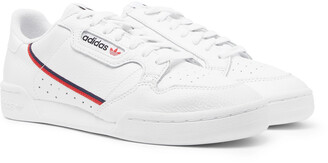 adidas Continental 80 Full-Grain Leather Sneakers