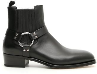 Alexander McQueen Heeled Ankle Boots