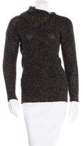 Brochu Walker Metallic Long Sleeve Sweater