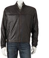 Excelled Leather Moto Jacket - Men