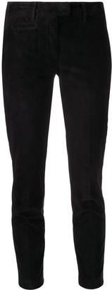 Dondup Slim-Fit Moleskin Trousers