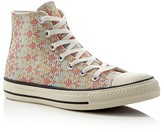Converse Chuck Taylor All Star Raffia High Top Sneakers