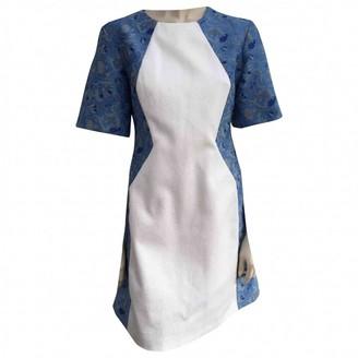 Richard Nicoll White Cotton Dress for Women