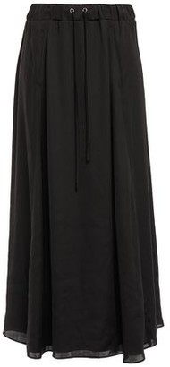Bailey 44 Satin Midi Skirt
