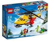 Lego R TM) City Ambulance Helicopter - 60179