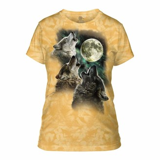 The Mountain Women's Three Wolf Moon Apparel