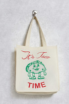 Forever 21 FOREVER 21+ Its Taco Time Eco Tote Bag