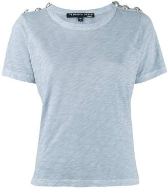 Veronica Beard slim-fit Carla T-shirt