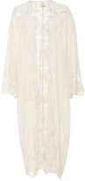 Miguelina Mia Scallop Lace Dress