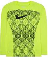 Nike Boys 4-7 Dri-FIT Geometric Raglan Tee