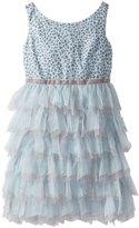 Biscotti Girls 7-16 Spot On Ruffle Dress