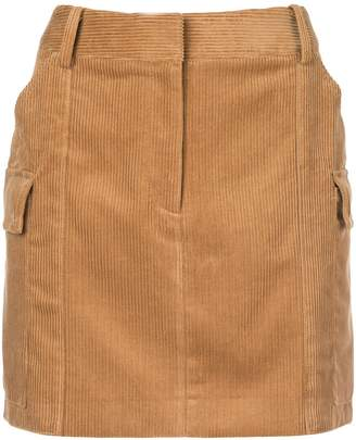 Stella McCartney corduroy mini skirt