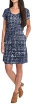 Lucky Brand Tile Dress - Short Sleeve (For Women)