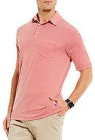 Daniel Cremieux Big & Tall Club 38 Oxford Pique Solid Short-Sleeve Polo Shirt