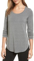 Women's Halogen Long Sleeve Knit Tunic
