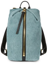 Aimee Kestenberg Tamitha Denim and Leather Backpack