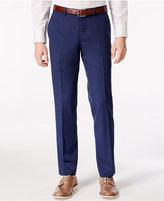 Bar III Cobalt Blue Slim-Fit Pants, Only at Macy's