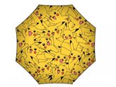 Pokemon Official Pikachu Character Folding Umbrella - New Womens Gifts