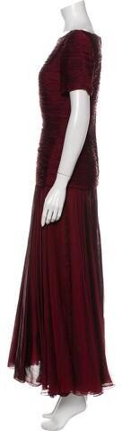 Thumbnail for your product : Oscar de la Renta Vintage Long Dress