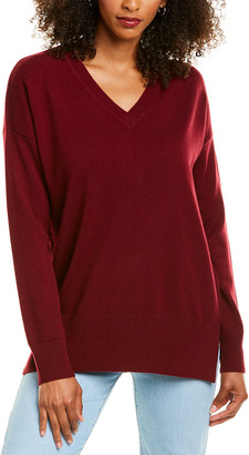 Revive Cashmere Oversized Cashmere Sweater