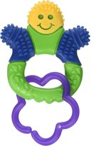 The First Years Bristle Buddy Teether - Assorted Colors/Styles - 3+ Months