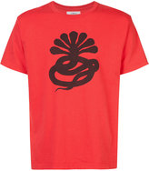 Fuct - abstract print T-shirt - men - Cotton - L