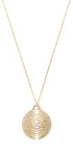 Mizuki 14K Yellow Gold & 0.70 Total Ct. Diamond Pendant Necklace
