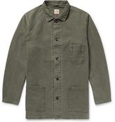Chimala Cotton-Canvas Shirt Jacket