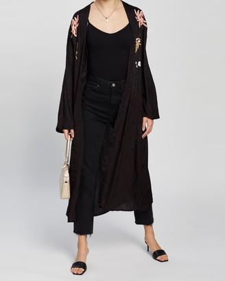 Topshop Livi Kimono