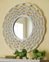 White Link Mirror
