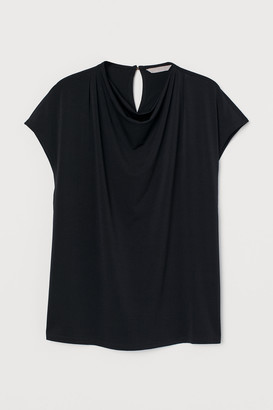 H&M Draped Top