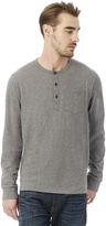 Alternative Classic Organic Pima Cotton Henley Shirt
