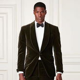 Ralph Lauren Purple Label Stretch Velvet Dinner Jacket