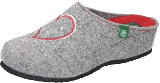 Dr. Brinkmann Women's Slippers Size: 4 UK Grey