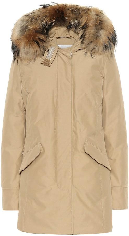 online store daa0d b914b Woolrich Arctic Parka Women - ShopStyle