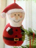 Avon Santa Claus Recordable Character Ornament
